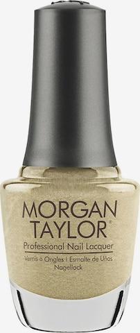 Morgan Taylor Nail Polish 'Yellow & Orange Collection' in Gold