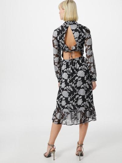 Rochie 'Krista' Love Copenhagen pe negru / alb, Vizualizare model