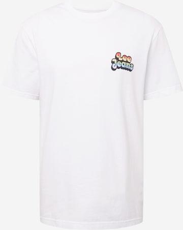 Lee T-Shirt 'PRIDE' in Weiß