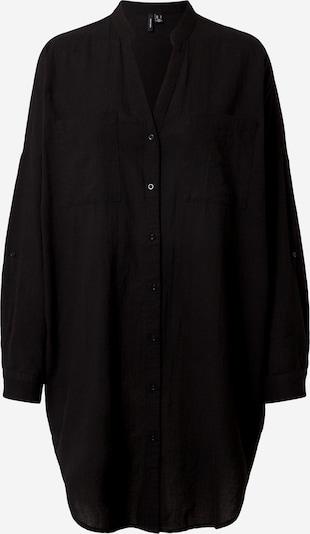 VERO MODA Bluse 'Isabell' in schwarz / weiß, Produktansicht
