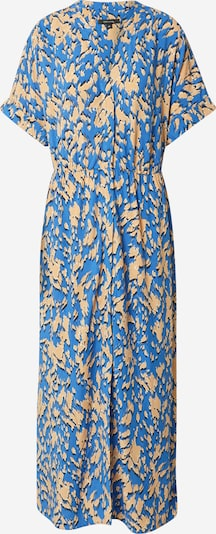 COMMA Košulja haljina u plava / smeđa / crna, Pregled proizvoda