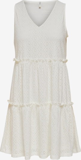 ONLY Kleid 'Lina' in weiß, Produktansicht