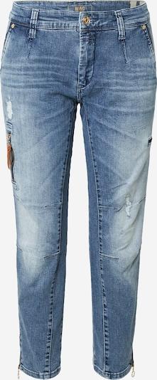 MAC Kargo džinsi 'RICH', krāsa - zils džinss, Preces skats