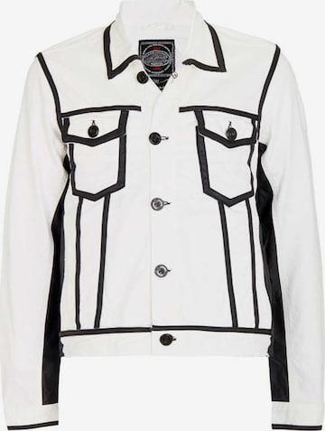 CIPO & BAXX Jacke in Weiß