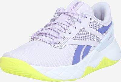 REEBOK Sportschuh 'Nanoflex' in opal / gelb / pastelllila / dunkellila / weiß, Produktansicht