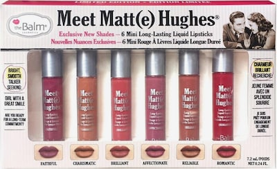 The Balm Set 'MeetMatteHughes Vol.2' in Mixed colors, Item view