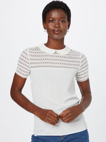 NAF NAF Blouse 'Omilo' in White