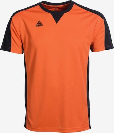 PEAK Schiedsrichter-Shirt in orange, Produktansicht