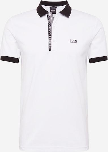 BOSS ATHLEISURE T-Shirt en noir / blanc, Vue avec produit