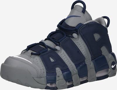 tengerészkék / szürke Nike Sportswear Rövid szárú edzőcipők 'Air More Uptempo '96', Termék nézet