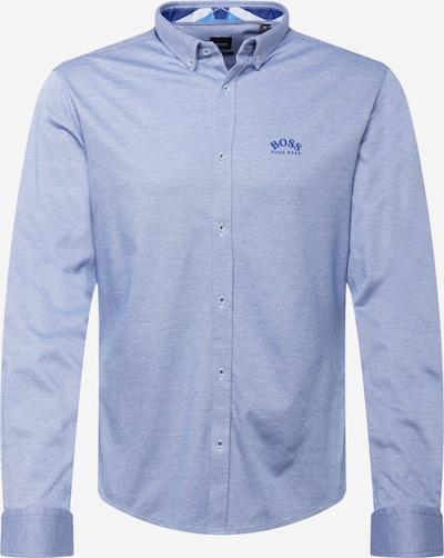 BOSS ATHLEISURE Košile 'BIADO' - kouřově modrá / královská modrá, Produkt