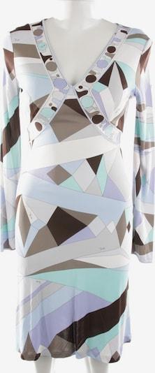 Emilio Pucci Kleid in M in weiß, Produktansicht