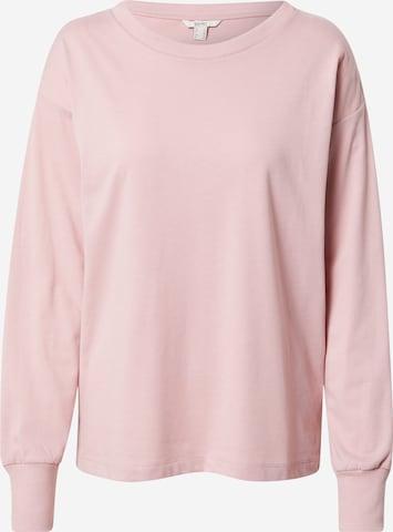 ESPRIT Nattskjorte i rosa