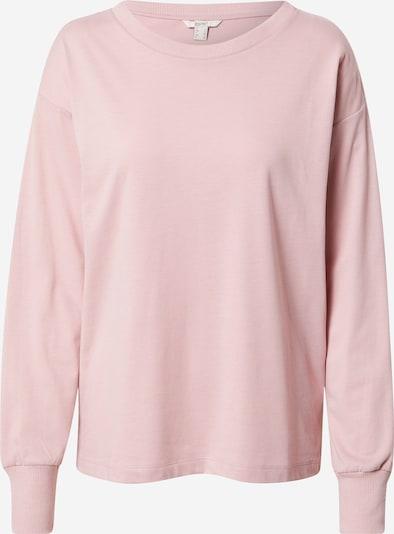 ESPRIT Slaapshirt in de kleur Lichtroze, Productweergave