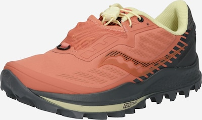 saucony Low shoe 'PEREGRINE 11' in Night blue / Salmon, Item view