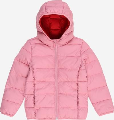 s.Oliver Winterjacke in rosa / rot, Produktansicht