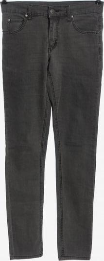 CHEAP MONDAY Straight-Leg Jeans in 28/34 in schwarz, Produktansicht