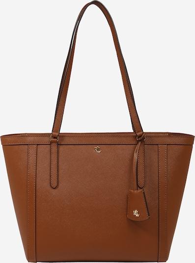 Lauren Ralph Lauren Μεγάλη τσάντα 'CLARE' σε καφέ, Άποψη προϊόντος