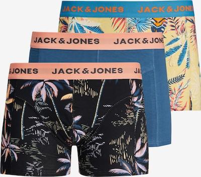 Jack & Jones Plus Boxerky - modrá / žlutá / mix barev / černá, Produkt
