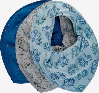 Pippi Latz in marine / hellblau / graumeliert, Produktansicht