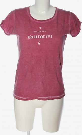 BC Fashion Print-Shirt in M in pink / weiß, Produktansicht