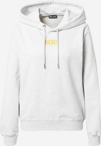 DIESEL Sweatshirt 'ANGS' in Grey