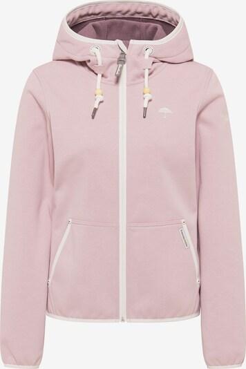 Schmuddelwedda Jacke in rosa / weiß, Produktansicht