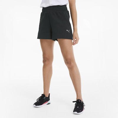 PUMA Sporthose 'Evostripe 3.5' in schwarz: Frontalansicht