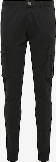 MO Pantalon cargo en noir, Vue avec produit