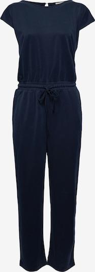 ESPRIT Jumpsuit in dunkelblau, Produktansicht