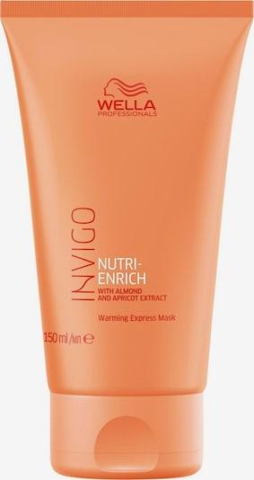 Wella Haarkur 'Warming Express' in orange, Produktansicht