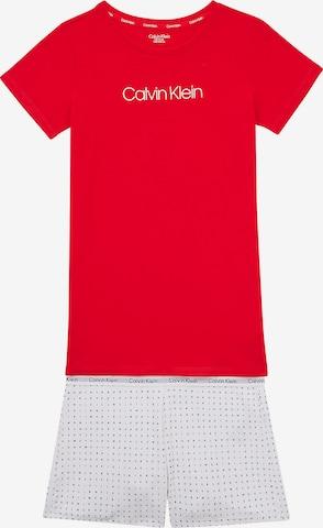 Calvin Klein Underwear Schlafanzug in Rot