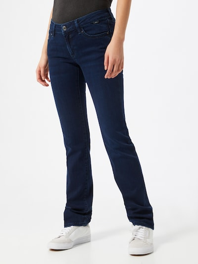 Mavi Jeans 'OLIVIA' in blue denim: Frontalansicht
