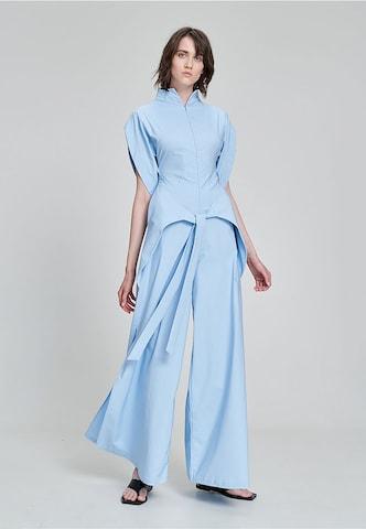 MONOSUIT Jumpsuit 'Lea' in Blue