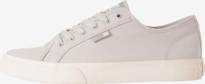 DC Shoes Sportschuh 'Manual' in hellgrau / weiß, Produktansicht