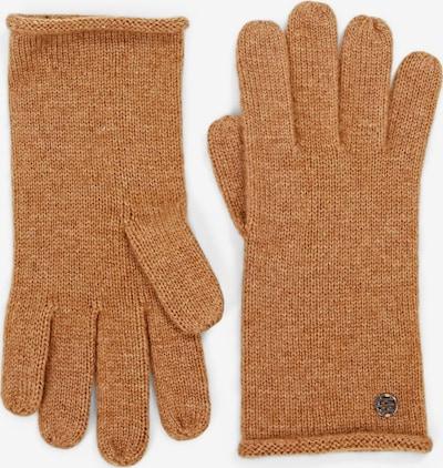 ESPRIT Fingerhandschuhe in camel, Produktansicht