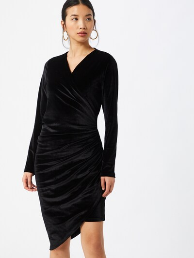 HUGO Kleid 'Nelvety' in schwarz, Modelansicht