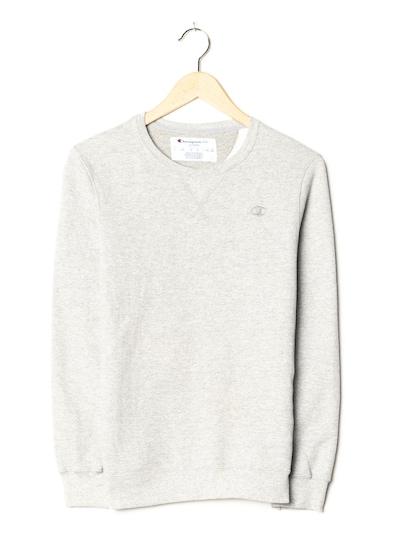 Champion Authentic Athletic Apparel Sweatshirt in M in hellgrau, Produktansicht