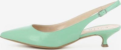EVITA Slingpumps 'GIORGIA' in de kleur Turquoise, Productweergave