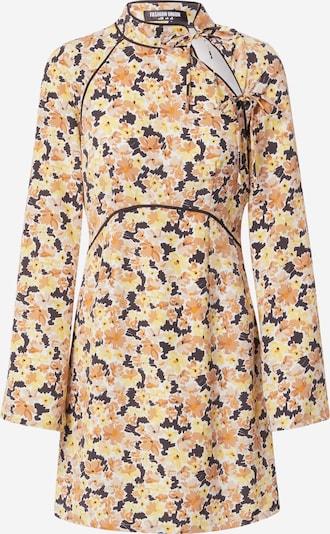 Fashion Union Robe-chemise 'CAMERON' en mélange de couleurs, Vue avec produit
