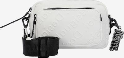 Desigual Schoudertas 'Petra' in de kleur Zwart / Wit, Productweergave