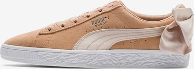 PUMA Sneaker in apricot / pastellpink, Produktansicht