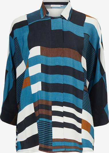 Masai Bluse 'Irassa' in blau / mischfarben, Produktansicht