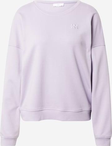 RianiSweater majica - ljubičasta boja
