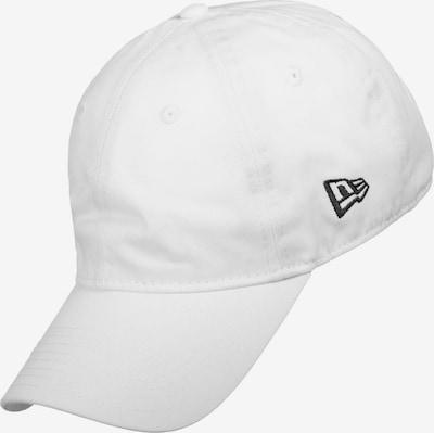 NEW ERA Cap 'Unstructured 9forty' in weiß / perlweiß / naturweiß, Produktansicht