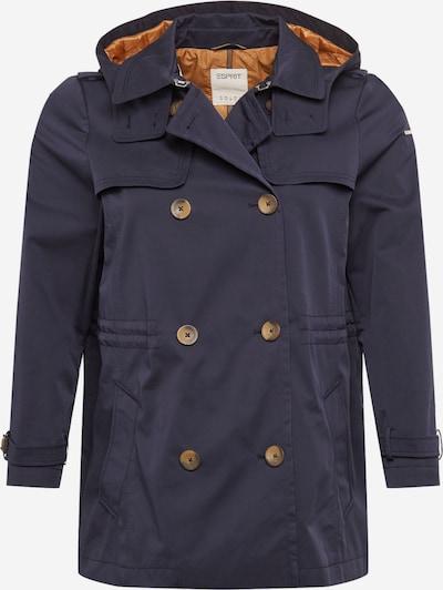 Esprit Curves Between-season jacket in navy, Item view