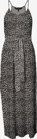 VERO MODA Kleid 'Simply Easy' in braun / hellgrau / schwarz, Produktansicht
