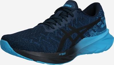 ASICS Sports shoe 'DYNABLAST' in blue / navy / cobalt blue: Frontal view
