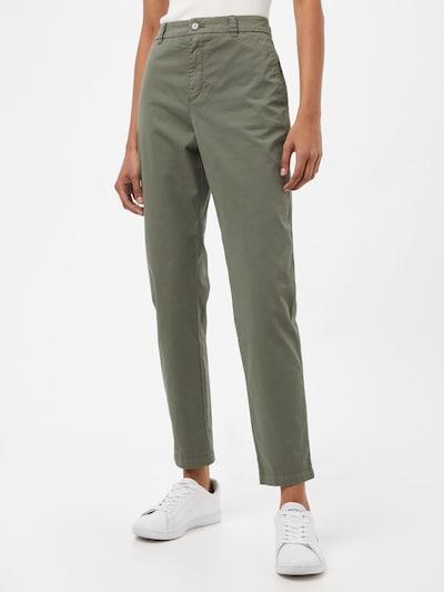 BOSS Casual Chino trousers 'Tachini' in Khaki, View model