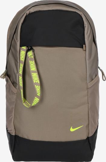 Nike Sportswear Rucksack in grün / neongrün / schwarz, Produktansicht